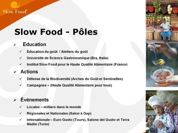 PARIS 2.0 = Anne Duncan, Vice-présidente, Slow Food France Slide 3