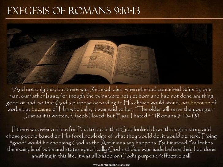Romans 9:1