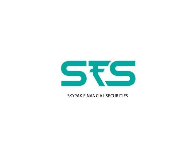 financial services company profile pdf