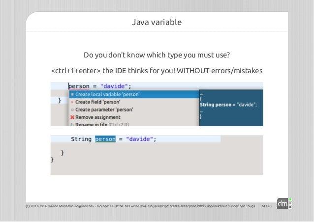 Write a java desktop app