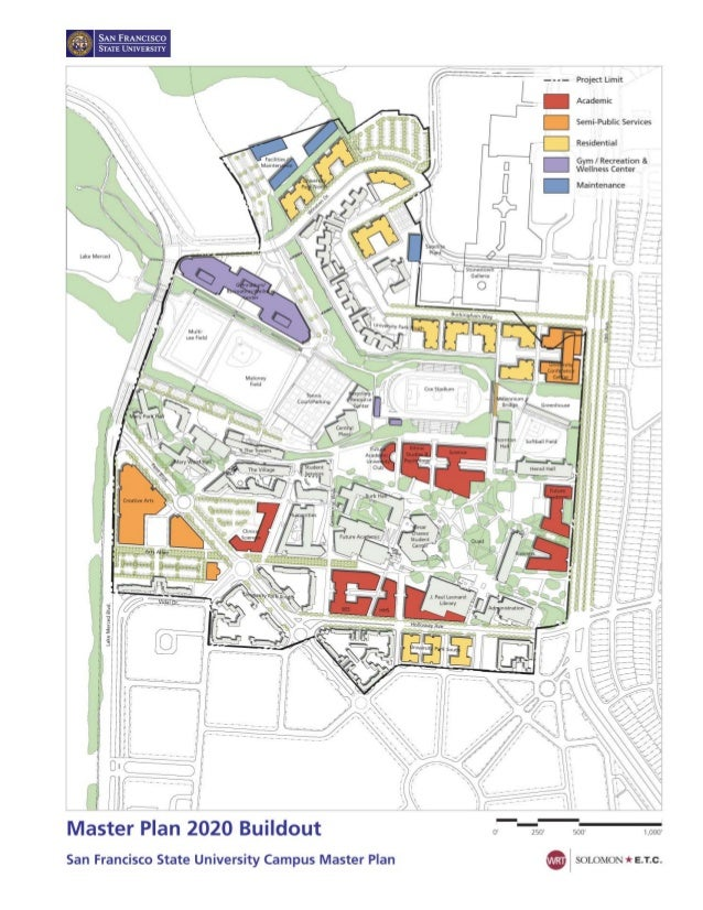 Sfsu Campus Master Plan 2007 on nevada state campus map, rogers state campus map, abilene christian campus map, washington state campus map, st. mary's campus map, framingham state university campus map, cal state san marcos campus map, black hills state campus map, new mexico highlands campus map, navy campus map, sjsu campus map, evangel campus map, pacific campus map, eastern washington campus map, virginia union campus map, western state campus map, cal poly san luis obispo campus map, cal state san bernardino campus map, pennsylvania state campus map, minnesota state moorhead campus map,