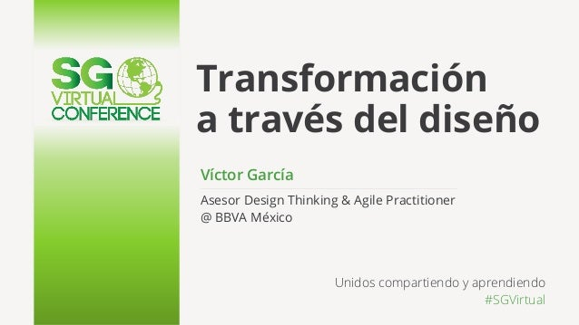 Transformación a través del Diseño