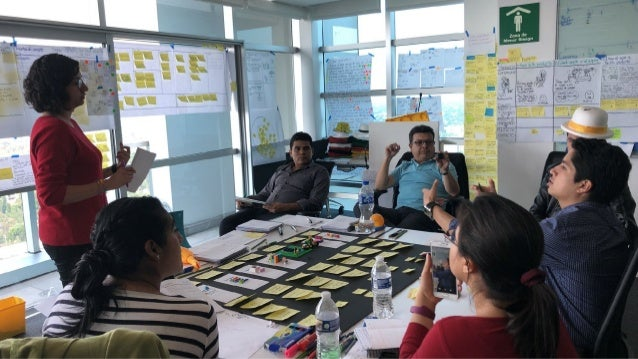 Madurez del diseño 5 El diseño está integrado Punto de inflexión Niveles de madurez de las organizaciones en relación al d...