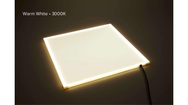 warm white u2022 3000k