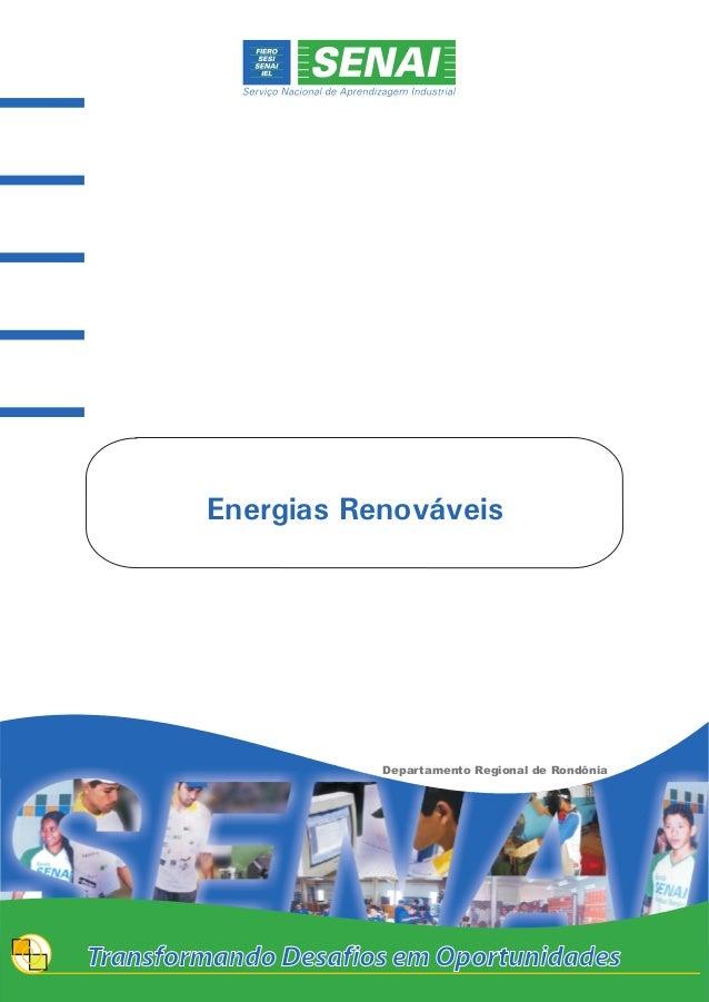 1SENAI - RO Federação das Indústrias do Estado de Rondônia Presidente do Sistema FIERO/SESI/SENAI/IEL Euzébio André Guares...