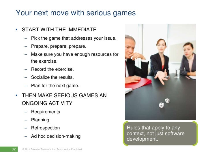 Corporate Serious Games Are Changing The Rules Of Product
