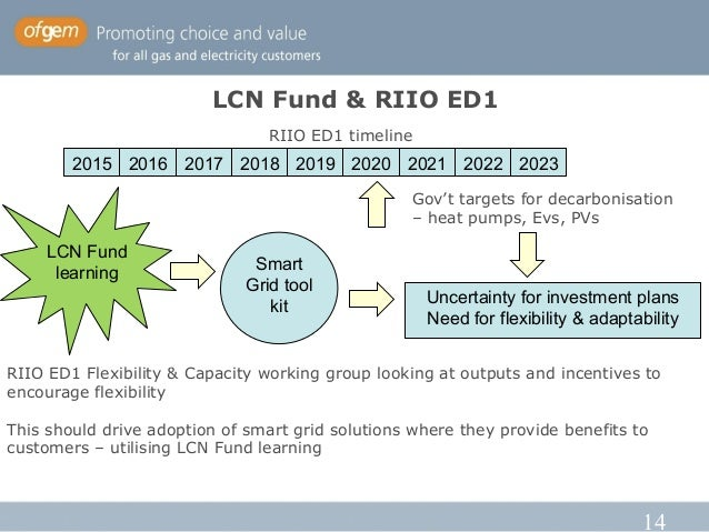 RIIO-ED1 Business plan assessment and fast-tracked consultation