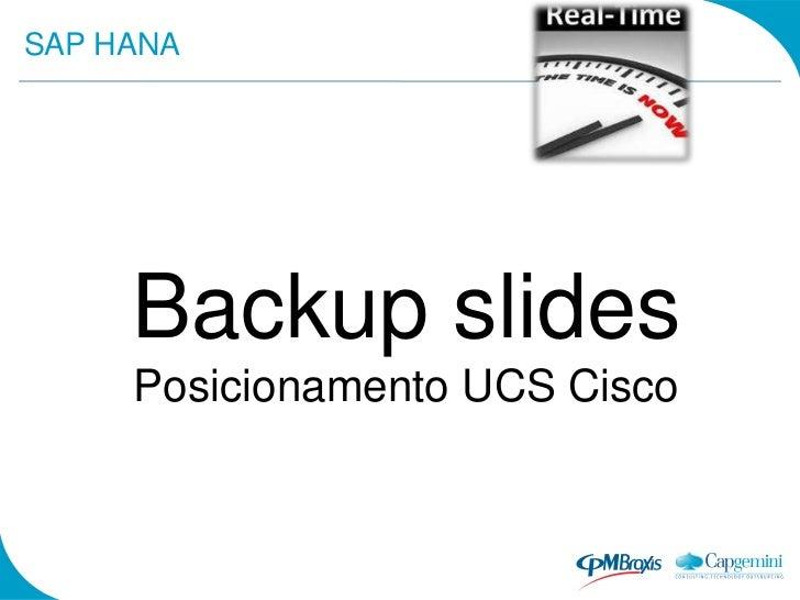 SAP HANA by CPM Braxis Capgemini