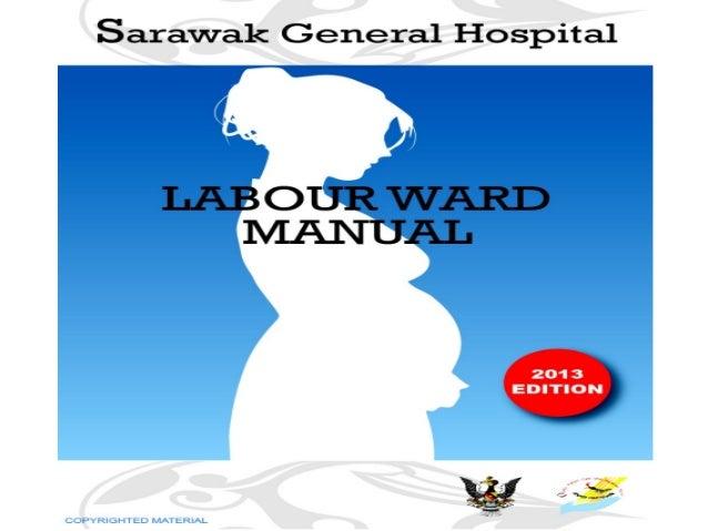 Sgh labour ward manual 2013