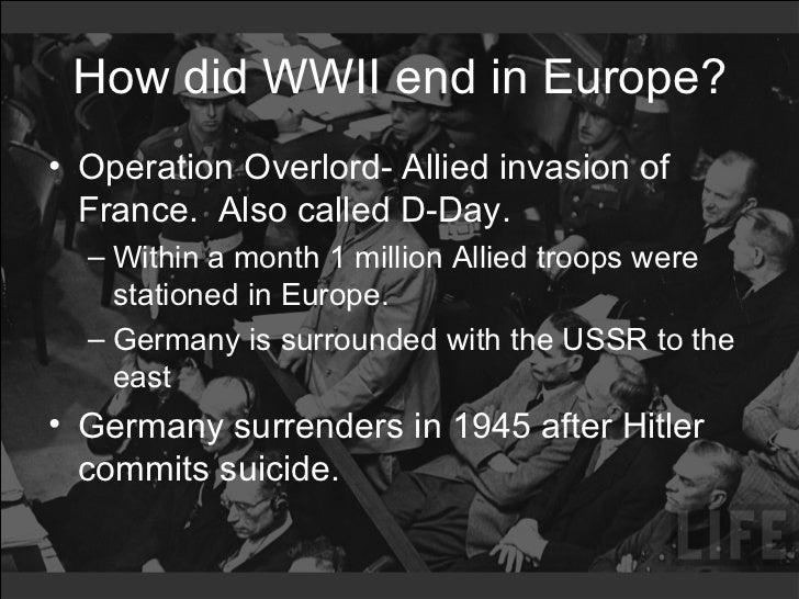 when did world war 2 begin - Khafre