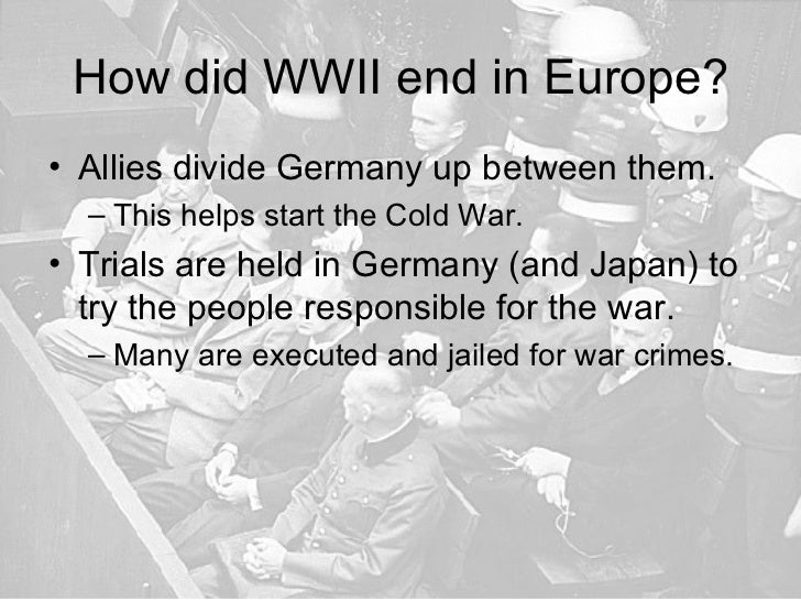 outbreak of world war 1 essay One could make the argument that world war ii was just a continuation of world war i, despite the fact a very late one approximately twenty years separated the.