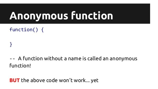 php anonymous function