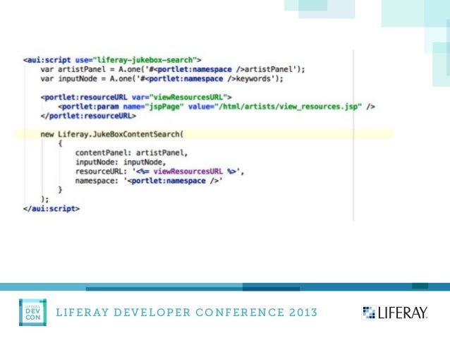 Search Container In Liferay   LIFERAY STACK