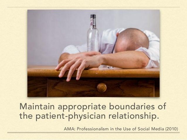 Social Media & Ethics