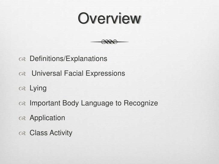 SGP Body Language Slide 3