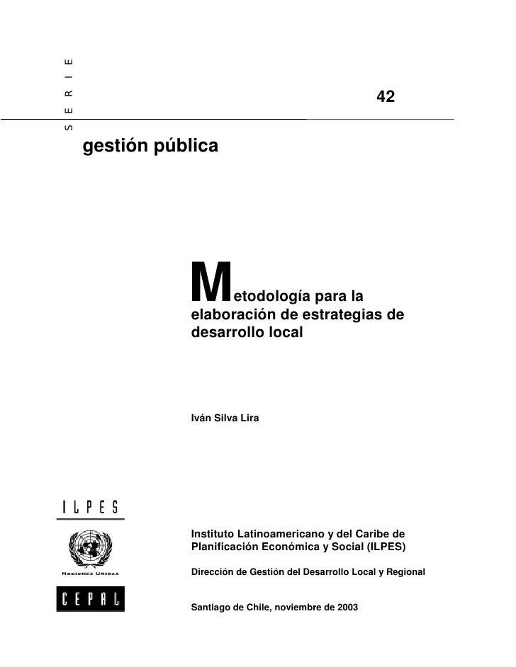 S E R I E                                                                42            gestión pública                    ...