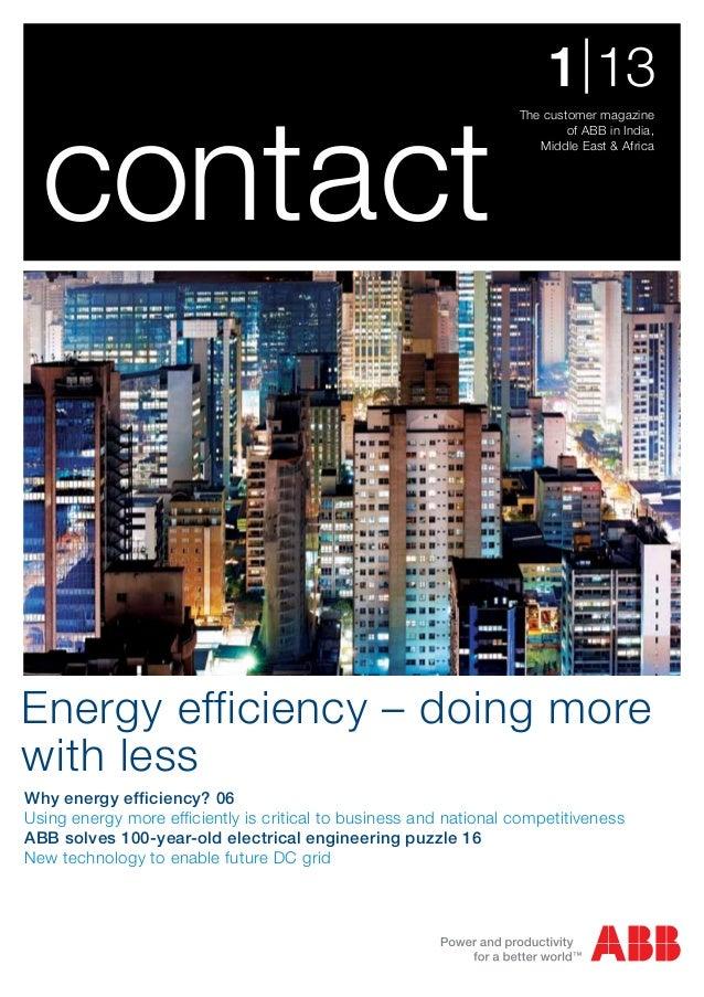 1 | 13  contact                                                                   The customer magazine                   ...