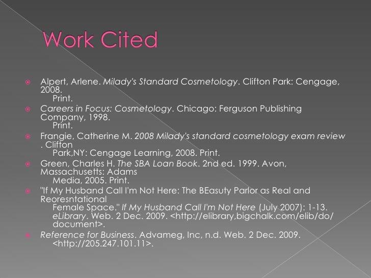 Milady S Standard Cosmetology Powerpoint Newslettercrise