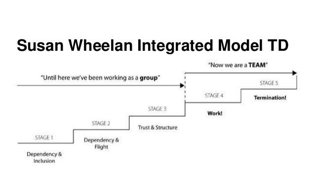 Susan Wheelan Integrated Model TD