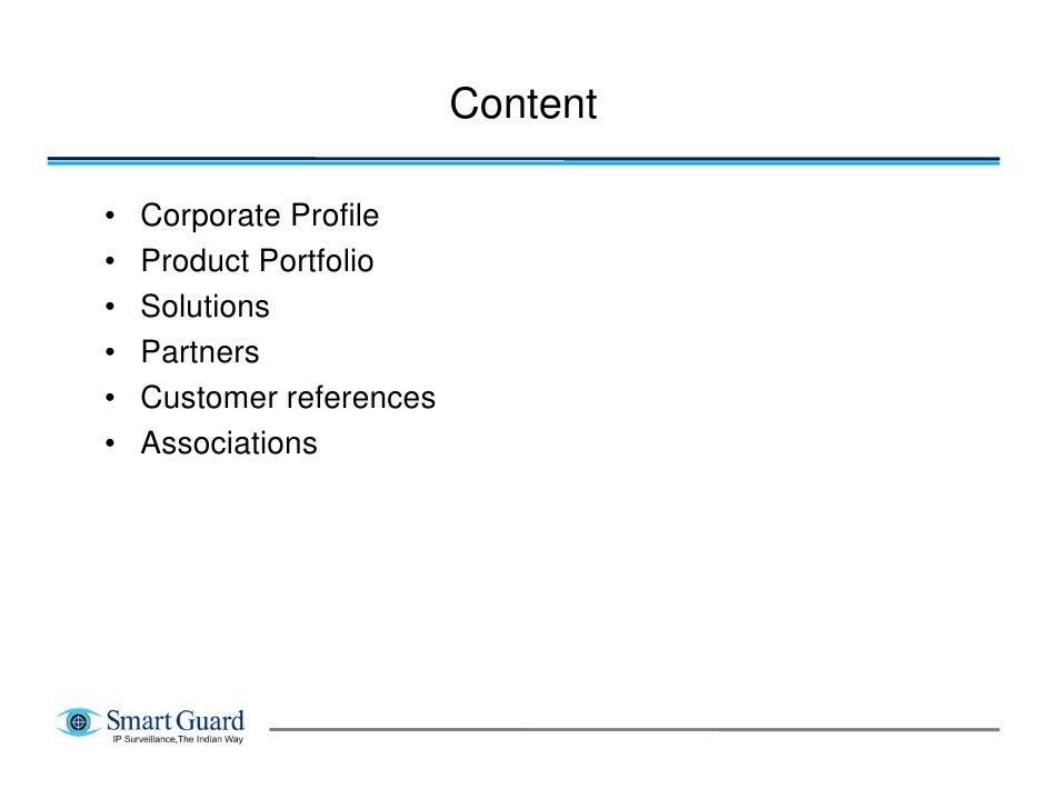 SMARTGUARD SYSTEMS Slide 2