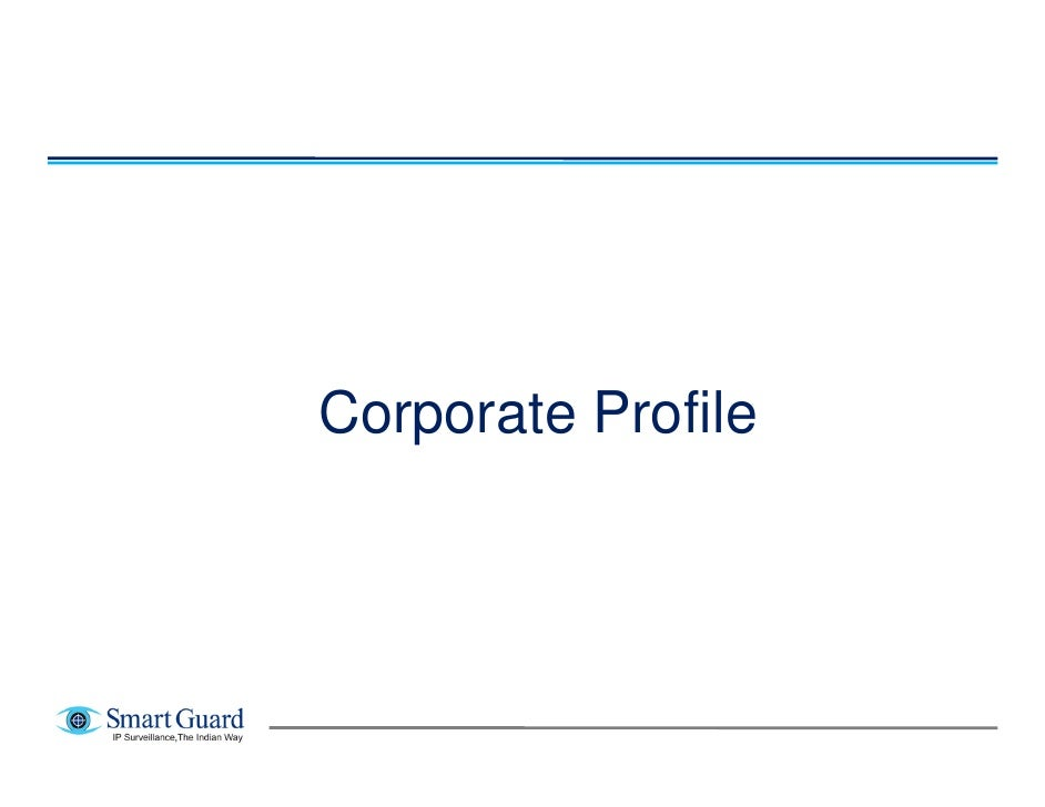 SMARTGUARD SYSTEMS Slide 3