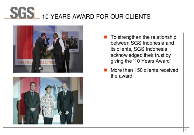 SGS Indonesia Successfully Held the 12th Quality Network