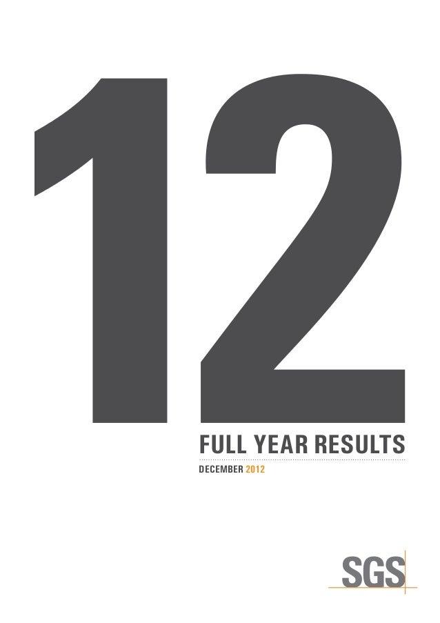 DECEMBER 2012ver 8full year REsults