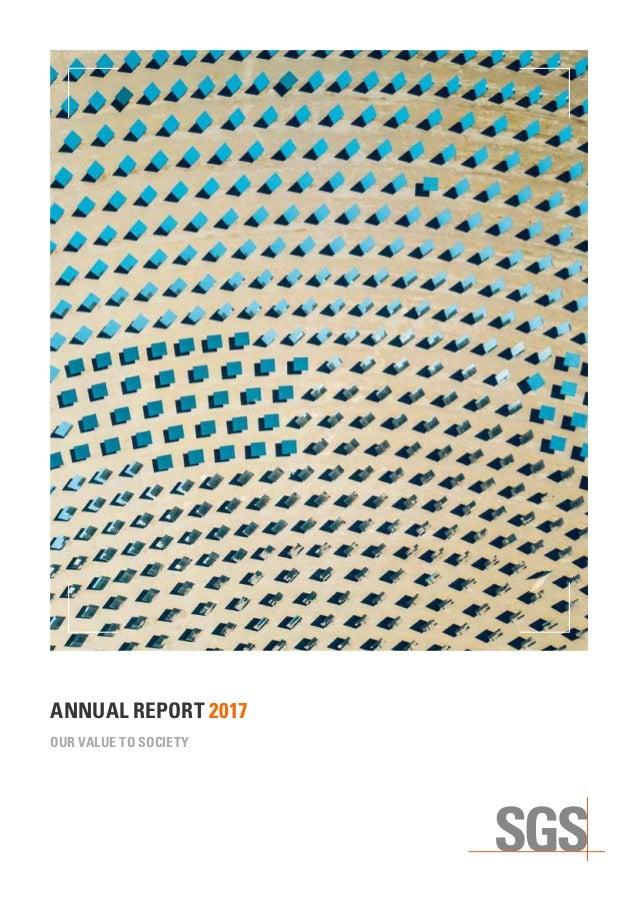 SGS 2017 Annual Report