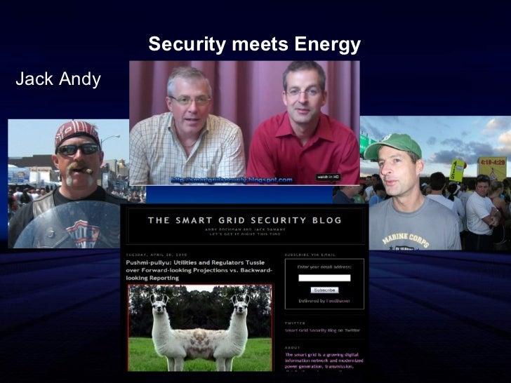 SGSB Webcast 2 : Smart grid and data security Slide 2