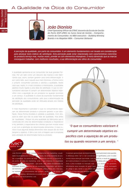 SGS Qualidade e marketing2010_Rui Martins
