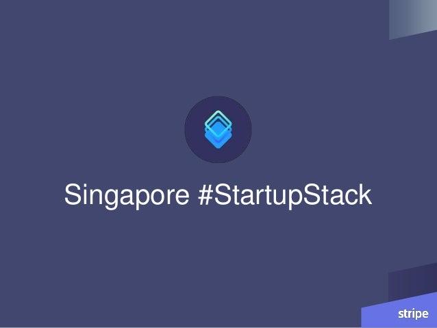 Singapore #StartupStack