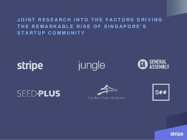 Singapore #StartupStack Slide 2