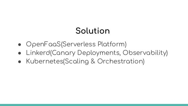 Benefits for this solution ● Zero vendor lock-in ● Fast integration with technologies ● Short development time ● CI/CD read...