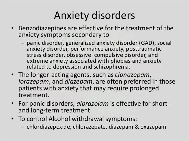 an overview of the most effective treatment for anxiety disorders Panic attacks and panic disorder and panic disorder the most effective form of for anxiety disorder treatment providers in the us and.