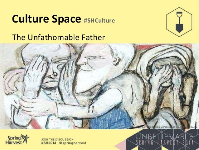 Culture Space #SHCulture The Unfathomable Father #SHCulture moma.org/collection_ge/object.php?object_id=35752