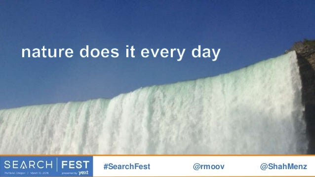 you can too #SearchFest @rmoov @ShahMenz