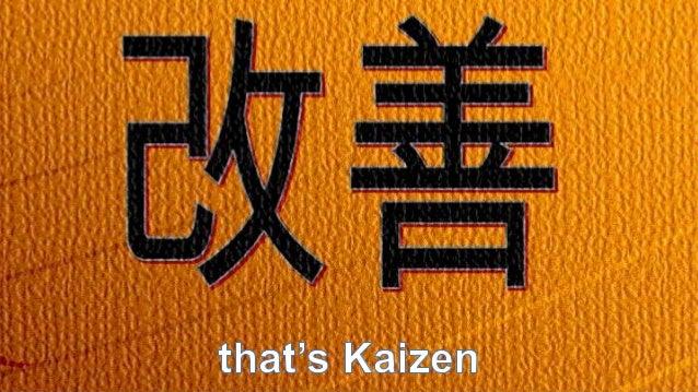 Kaizen Link Building - Embracing Your Pursuit Of The Unattainable