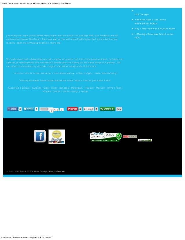 Online matchmaking free in gujarati