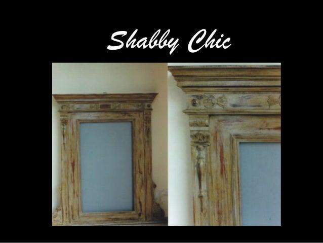 Shabby chic for Cassapanca shabby chic
