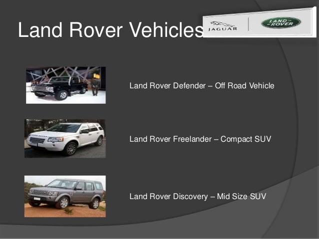 jaguar land rover, Templates