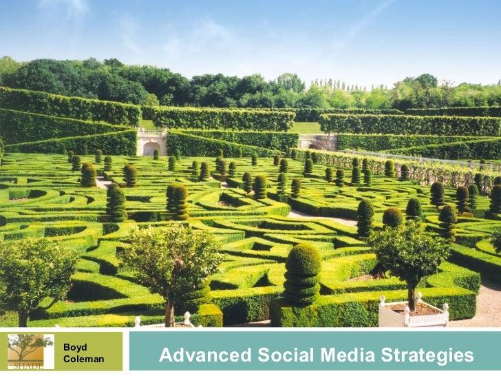 BoydColeman   Advanced Social Media Strategies
