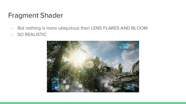 Workshop: (Unity3D) Shaders – Making your games pretty!