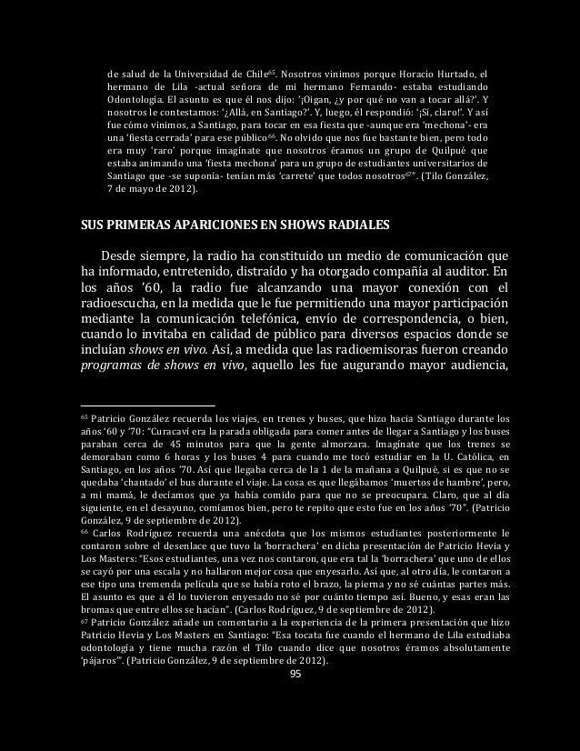 Shadow-cliff: La biografía de Patricio Hevia y Los Masters