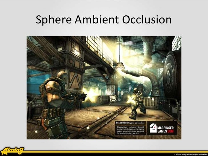 Sphere Ambient Occlusion