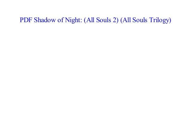 Shadow Of Night Epub