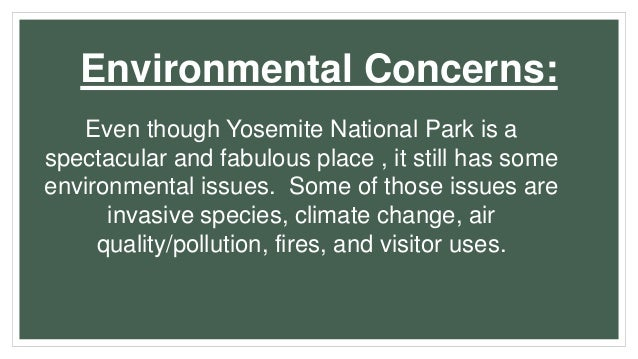 yosemite air quality