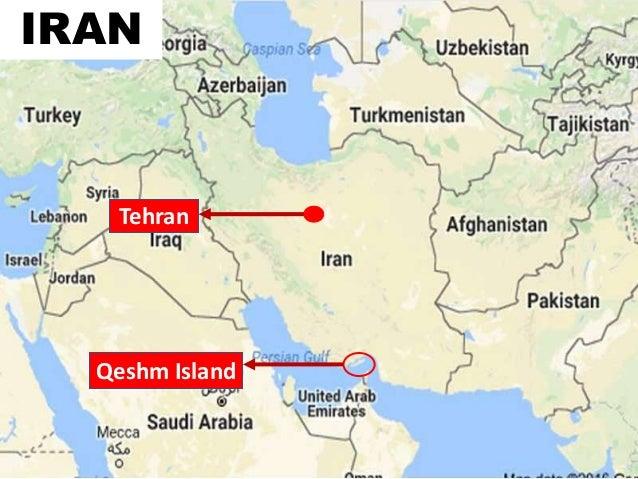 Geotourism in Qeshm Island  UNESCO Global Geopark, Iran:   Shahrzad Khodayar  Slide 2