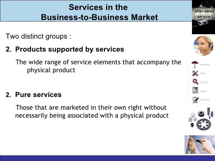 After sales service Slide 3