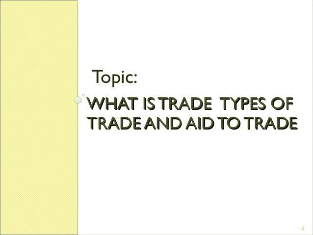 aid for trade pdf