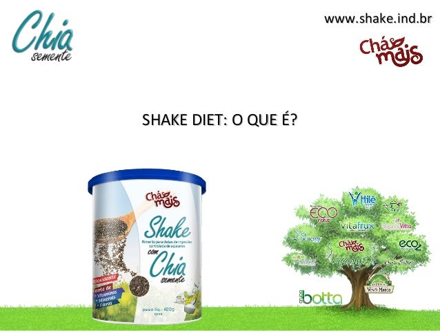 www.shake.ind.brSHAKE DIET: O QUE É?